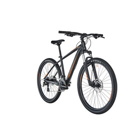"ORBEA MX 50 MTB Hardtail 27,5"" Orange/Svart"